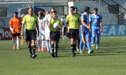 El Ceuta FC recibe al Alcalá el domingo a las 18.15h