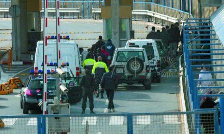 Marruecos impidió 190 asaltos masivos en Ceuta y Melilla en últimos tres años
