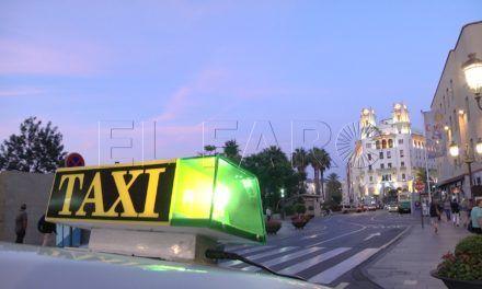 Ganarse la vida al volante de un taxi