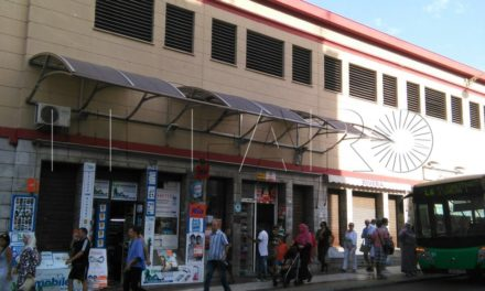 El PSOE reclama que se reponga el mobiliario urbano del centro