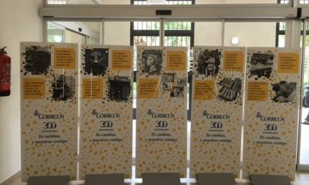 Correos inaugura en Ceuta una exposición sobre sus 300 años