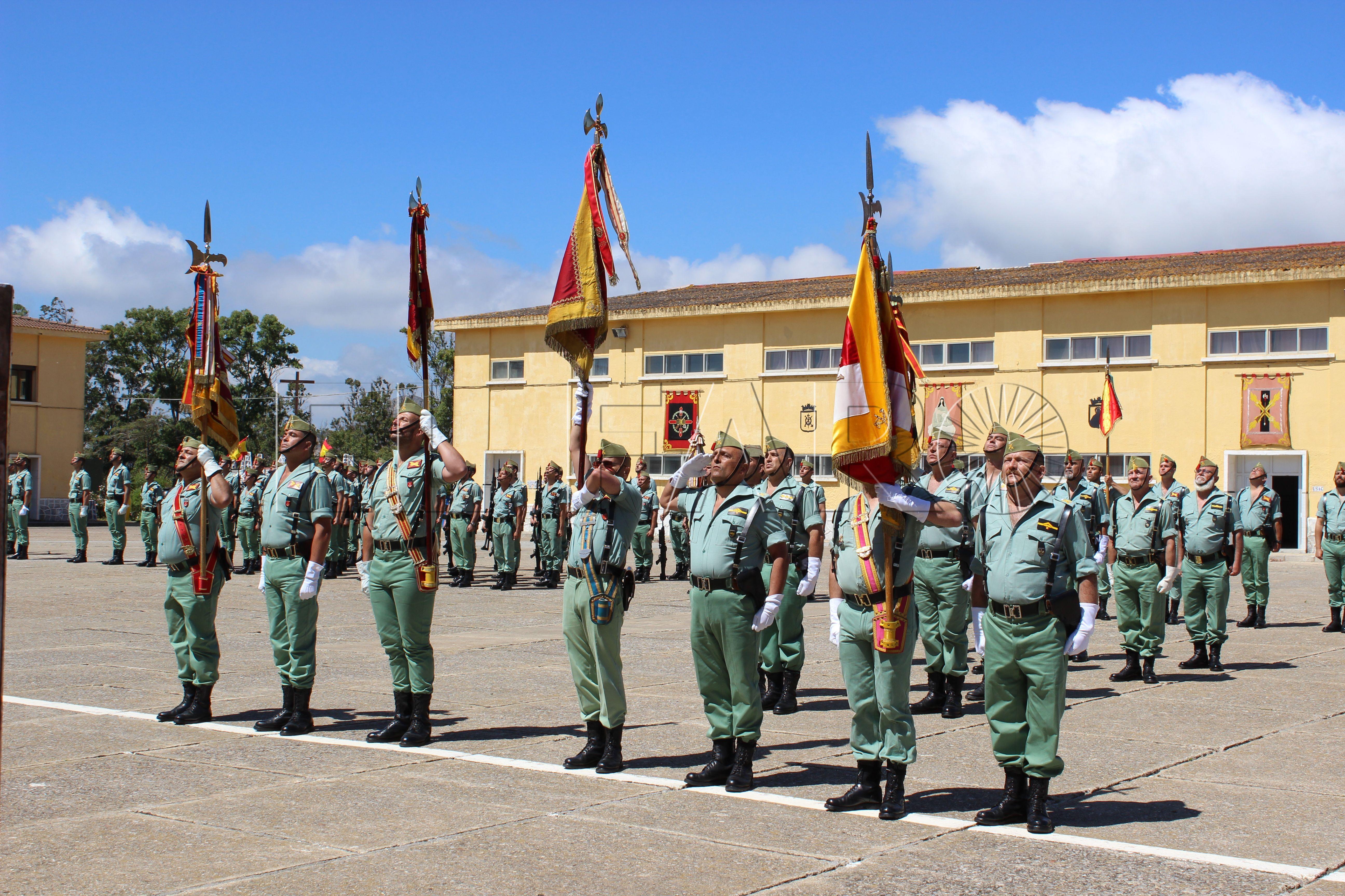 La Legión Española | El Faro de Ceuta