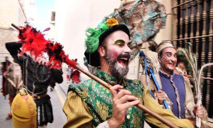Inauguración oficial del Mercado Cervantino de Ceuta