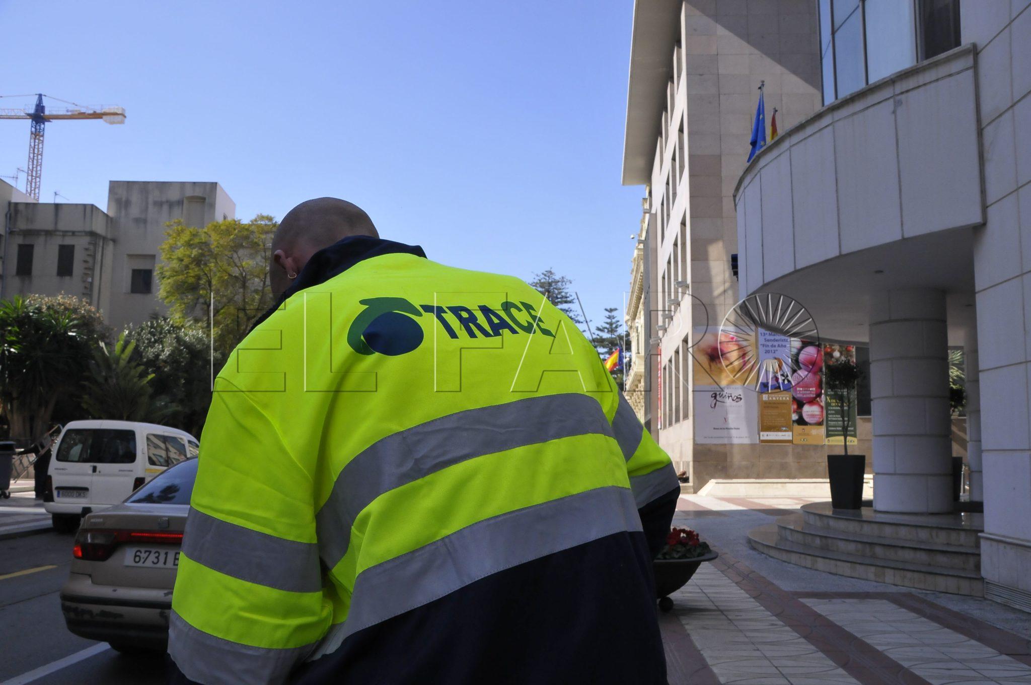 El Comité de Empresa de Trace, disconforme con dedicar planes de empleo a la limpieza