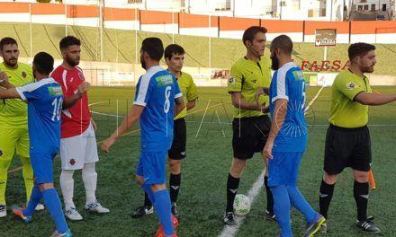 Amago de reacción de la AD Ceuta FC