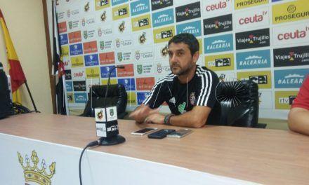 """A la AD Ceuta FC le """"toca ganar"""""""
