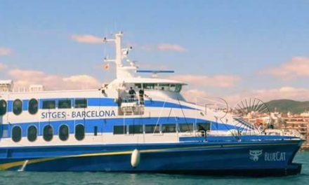 Bluemar Ferries busca subvención por parte de la Ciudad Autónoma