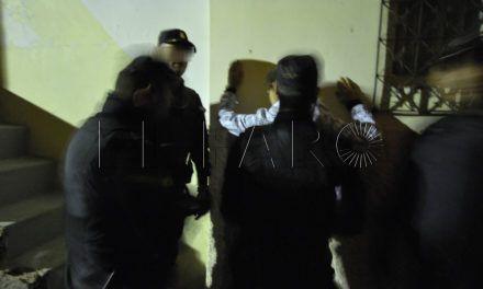 Detenido un individuo que portaba numerosas dosis de psicotrópicos, hachís, dinero y una libreta donde anotaba sus ventas