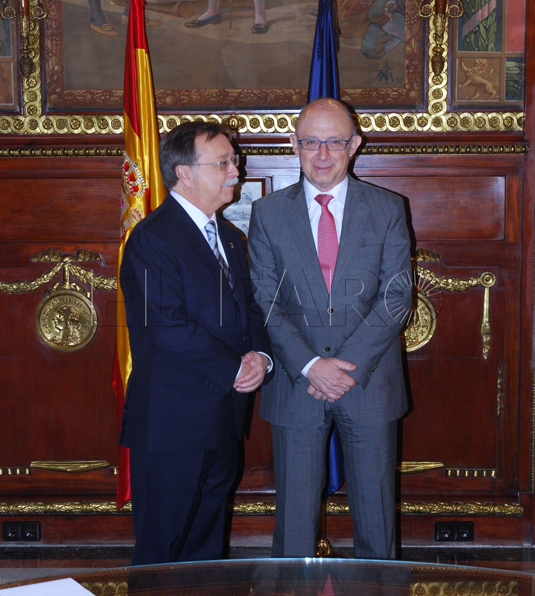 Ceuta está preparada para negociar el nuevo sistema de financiación