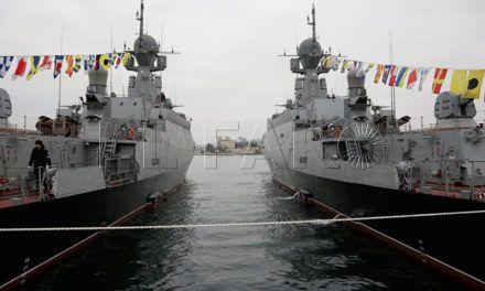 Tres barcos rusos llegan mañana