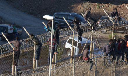 El Congreso reclama que se eliminen las 'devoluciones en caliente' en la valla