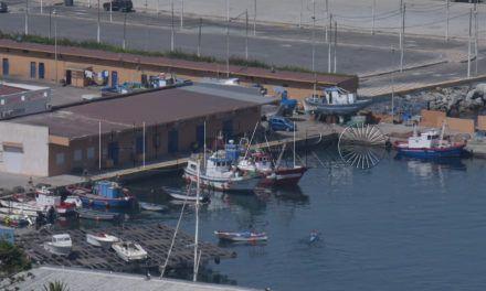 La Guardia Civil detiene a un hombre tras robar una patera del muelle pesquero
