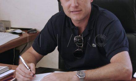 Márquez presentará hoy su carta de dimisión como gerente de Acemsa