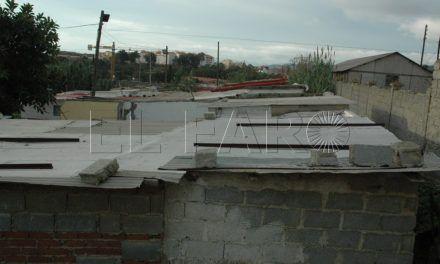 El PSOE pide una actuación urgente para los vecinos del Tejar de Ingenieros