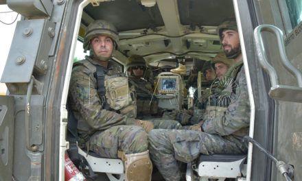 Militares de la Comgeceu, en misión al corazón de África