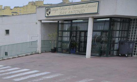 El colegio San Antonio carece de recursos ante una elevada ratio