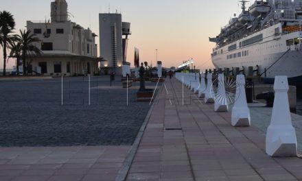 El Puerto de Ceuta ha licitado proyectos  por 3,7 millones