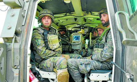 'González-Tablas' acogerá mañana el acto de despedida al contingente que iniciará su misión en Mali