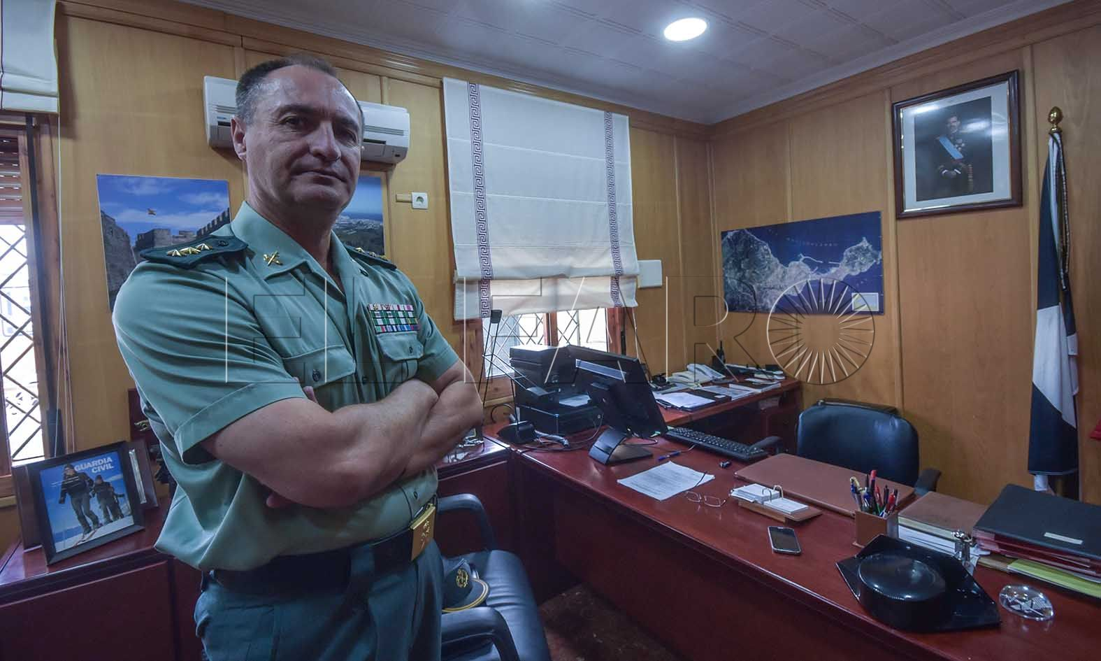 """""""Los comportamientos personales no deben empañar las relaciones entre las fuerzas de seguridad"""""""