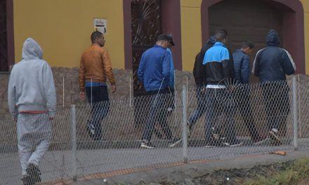 Los argelinos desaparecidos pudieron robar una embarcación de fibra
