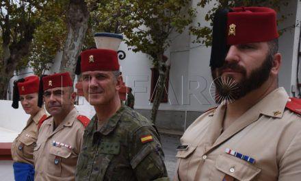 El sentimiento  al otro lado del uniforme militar