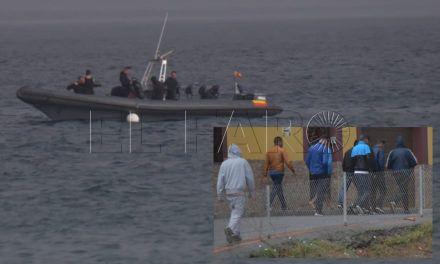Argelinos del CETI insisten en el naufragio pero la búsqueda termina sin hallazgos