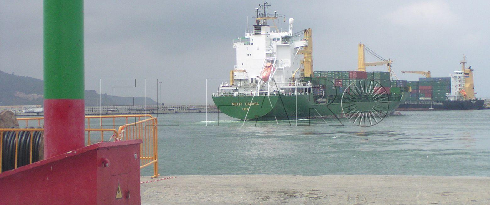 El Puerto creció en contenedores