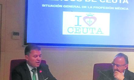 Ceuta, elegida sede de pleno de la organización médica colegial