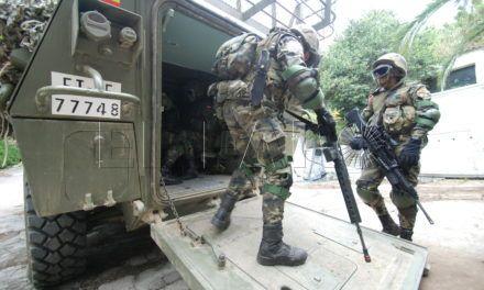 Unidades del Tercio se ejercitarán en Almería