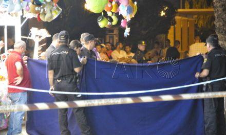 El acusado como coautor de los tiros a Tafa Sodia, se entrega y declara ahora en el Juzgado