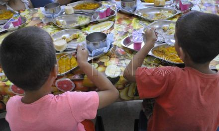 Programa piloto para refuerzo escolar y actividades físicas en centros con comedor
