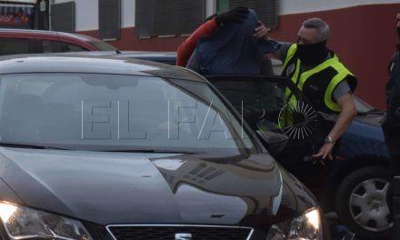 El detenido en Ceuta por prácticas terroristas ingresa en prisión