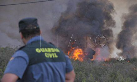 1.200.000 euros, valor del daño y reparación en Monte de la Tortuga