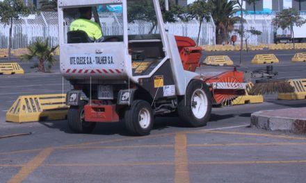El Puerto licita su contrato de limpieza por 10,5 millones