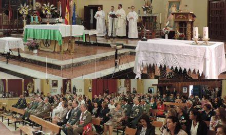 Misa en honor al Pilar