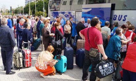 El Imserso inicia sus viajes con  la venta de  916.428 plazas