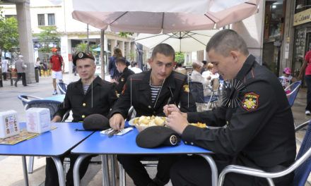 Los rusos han dejado en Ceuta desde el año 2010 entre 3 y 4 millones de euros
