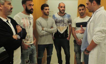 Expertos de Clínica HC asesoran a la AD Ceuta