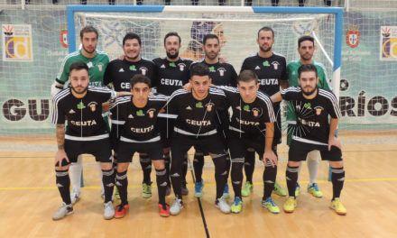 El Ciudad de Ceuta gana y respira