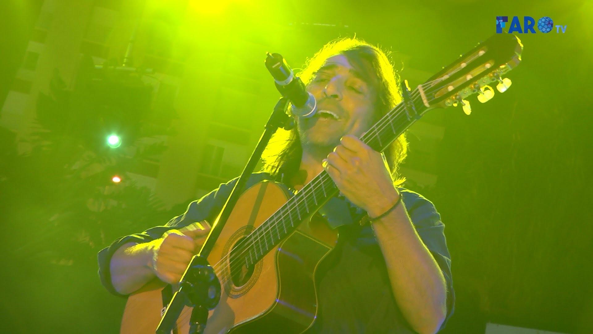 Antonio Carmona regresa en concierto a Ceuta