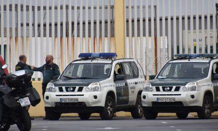 La Guardia Civil 'toma' el puerto