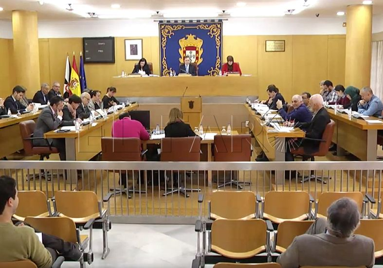 El Pleno abordará propuestas políticas, económicas y sociales de la oposición