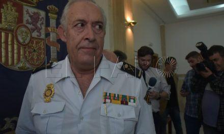 El jefe superior presenta su candidatura para ser número 2 de la Policía Nacional