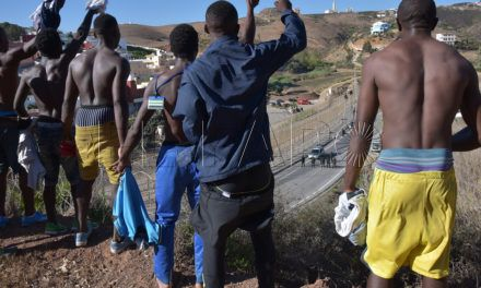 Detenido el tercer subsahariano que agredió a guardias