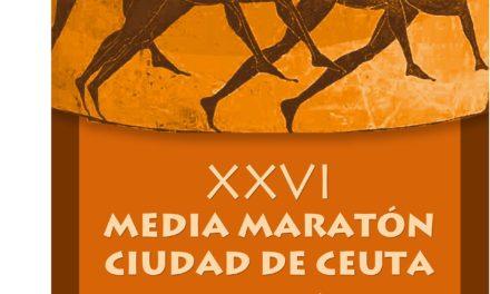 El ICD abre el plazo de inscripción para la Media Maratón Ciudad de Ceuta