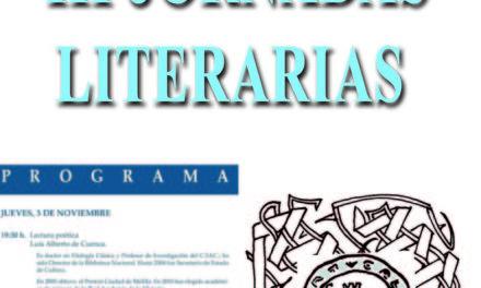 La Biblioteca acoge las lecturas poéticas de las III Jornadas Literarias del IEC