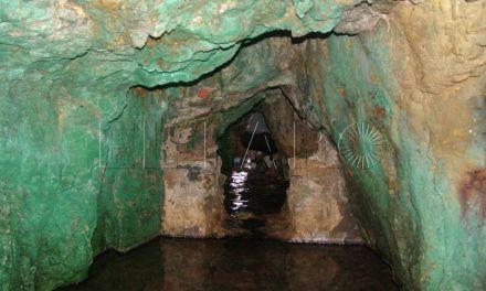 Septem Nostra descubre 4 minas de metal en el Monte Hacho