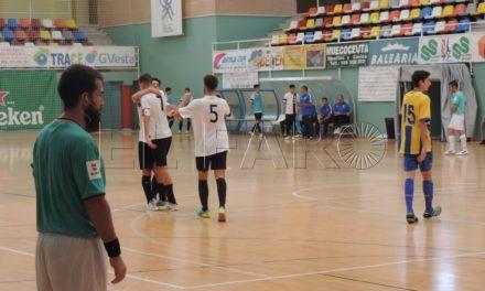 El Deportivo Ceutí suma su cuarta victoria consecutiva