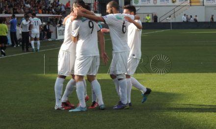 El Ceuta FC sufre para romper la mala racha