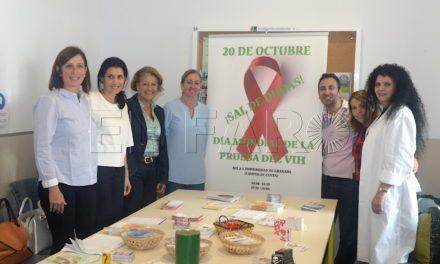 El 50% de los diagnósticos de  VIHen Ceuta tienen de 15 a 24 años